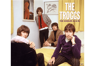 The Troggs - The Singles A's + B's - (CD)