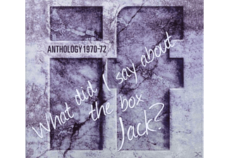 If - WHAT DID I SAY ABOUT THE BOX JACK? ANTHOLOGY [CD]