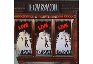VARIOUS, Renaissance - Live At The Carnegie Hall - (CD)