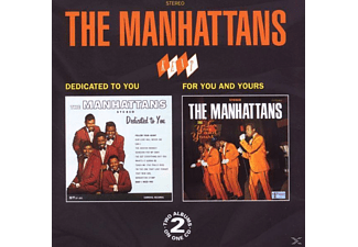 The Manhattans - DEDICATED TO YOU/FOR YOU AND YOURS - (CD)