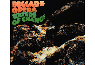 Beggars Opera - Waters Of Change [CD]