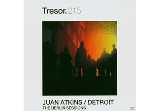 Juan Atkins - The Berlin Sessions [CD]