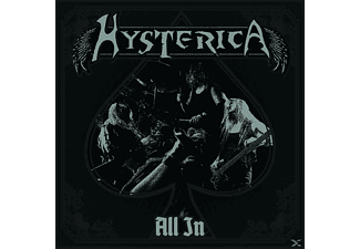 Hysterica - All In (Digipack) - (CD)