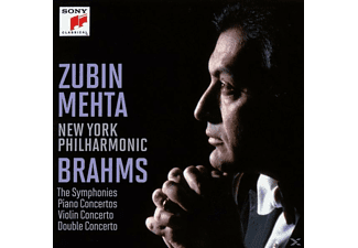Zubin Mehta - Conducts Brahms (CD)