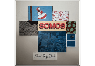 Somos - First Day Back (Ltd.Vinyl) - (Vinyl)