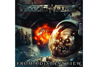 Toxic Waltz - From A Distant View - (CD)