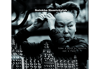Sainkho Namtchylak - Like A Bird Or Spirit, Not A Face - (CD)
