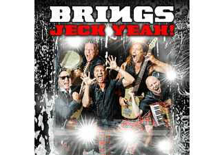 Brings - Jeck Yeah! - (Maxi Single CD)