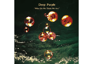 Deep Purple Who Do We Think We Are Βινύλιο