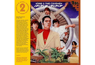 The Kåre & Cavemen - Jet Age - (Vinyl)