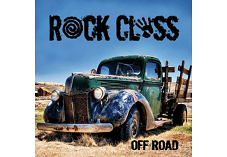 Rock Class - Off Road - (CD)
