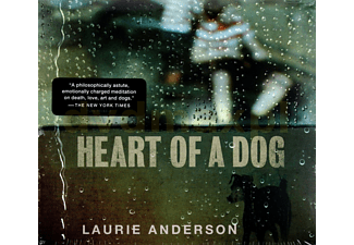 Laurie Anderson Heart Of A Dog CD