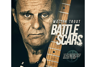 Walter Trout - Battle Scars - Deluxe Edition (Digipak) (CD)