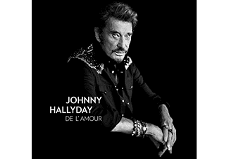 Johnny Hallyday -  De L'amour [CD]