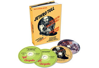 Jethro Tull Too Old to Rock & Roll: Too Young to Die