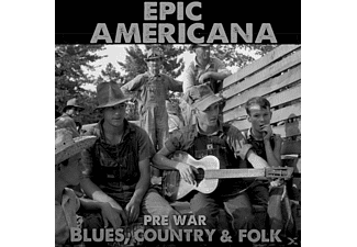 VARIOUS - Epic Americana - (CD)