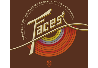 Faces -  1970-1975: You Can Make Me Dance, Sing Or Anything [Βινύλιο]