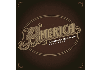 America -  The Warner Bros Years 1971-1977 [CD]