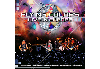 Flying Colors - Live In Europe (CD)
