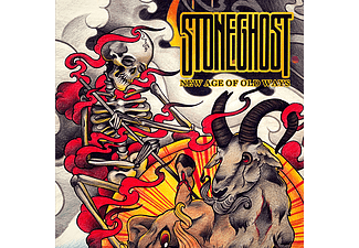 Stoneghost - New Age Of Old Ways (CD)