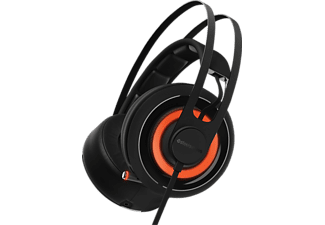 STEELSERIES Siberia 650 Gaming-Headset Schwarz