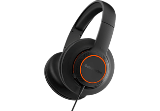 STEELSERIES Siberia 100 Gaming-Headset Schwarz/Orange