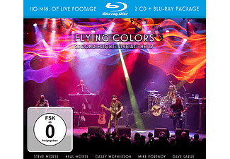 Flying Colors - Second Flight - Live At The Z7 (CD + Blu-ray)