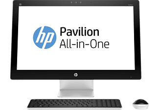 hp pavilion all in one 23 q105ng all in one pc mit core i5. Black Bedroom Furniture Sets. Home Design Ideas