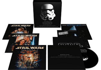 John Williams Star Wars: The Ultimate CD + DVD Βίντεο