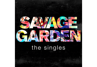 Savage Garden The Singles CD