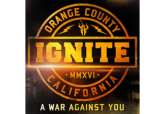 Ignite -  A War Against You [CD]