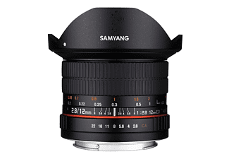 SAMYANG 12mm F2.8 AS NCS FISHEYE Sony