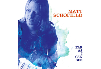 Matt Schofield - Far As I Can See (CD)