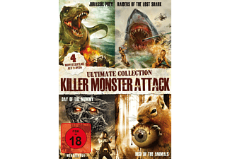 Killer Monster Attack - Ultimate Collection - (DVD)