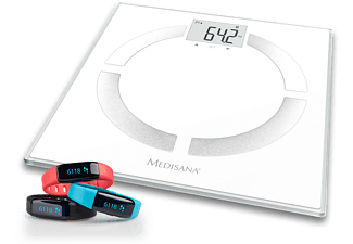 MEDISANA Combipakket BS 444  + Vifit connect MX3 Acitivity-Tracker