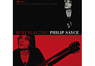 Philip Sayce - Ruby Electric (Vinyl LP (nagylemez))