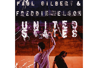 Paul Gilbert and Freddie Nelson - United States (CD)