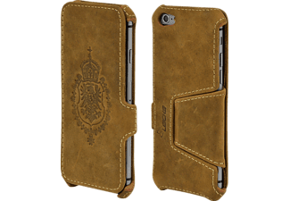 LEICKE MN60142 iPhone 6s Booklet Case, Braun
