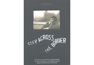 Frith Fred - Step Across The Border [DVD]
