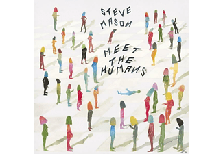 Steve Mason - Meet The Humans (Lp+Mp3) - (LP + Download)