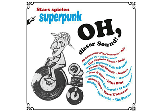 VARIOUS/SUPERPUNK - Oh, Dieser Sound - (CD)