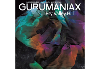 Gurumaniax - Psy Valley Hill [CD]