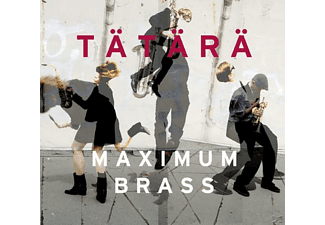 Tätärä - Maximum Brass - (CD)