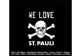 VARIOUS - We Love St.Pauli [CD]