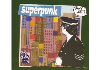 Superpunk - Why not?! [CD]