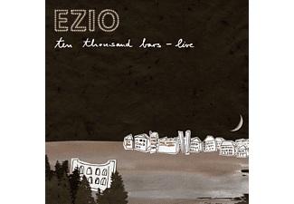 Ezio - Ten Thousand Bars-Live - (CD)