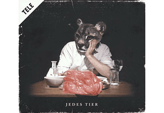 Tele - Jedes Tier [CD]
