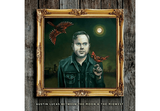 Austin Lucas - Between The Moon And The Midwest - (CD)
