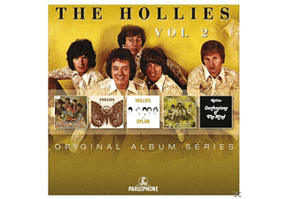 The Hollies - Original Album Series Vol.2 - (CD)