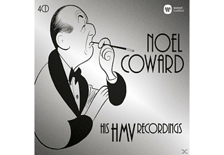 Noel Coward - Cowa:Noel Coward-His Hmv Recordings - (CD)